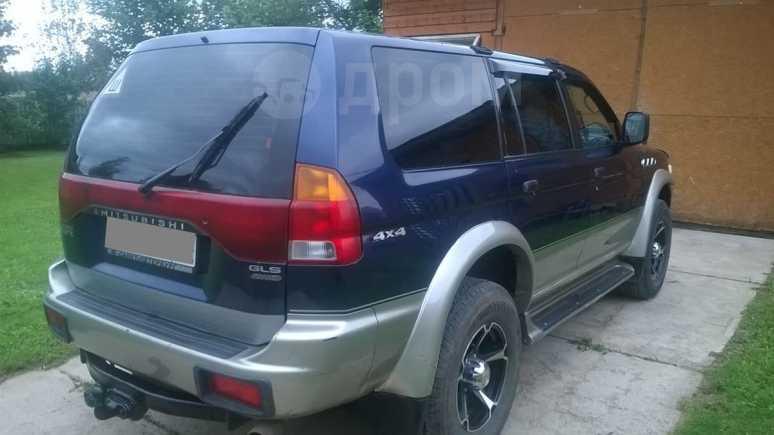Mitsubishi Pajero Sport, 1999 год, 275 000 руб.