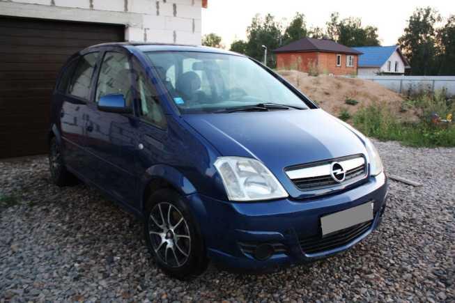Opel Meriva, 2007 год, 229 000 руб.