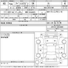 Благовещенск Avensis 2014