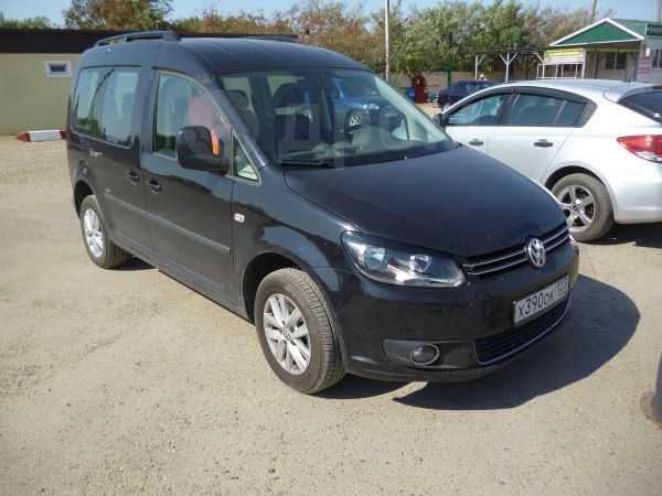 Volkswagen Caddy, 2013 год, 650 000 руб.