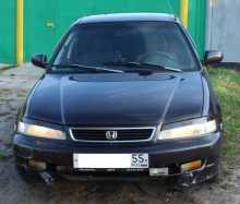Омск Civic 1996