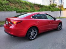 Находка Mazda6 2015