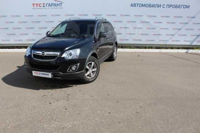 Opel Antara, 2013 год, 861 700 руб.