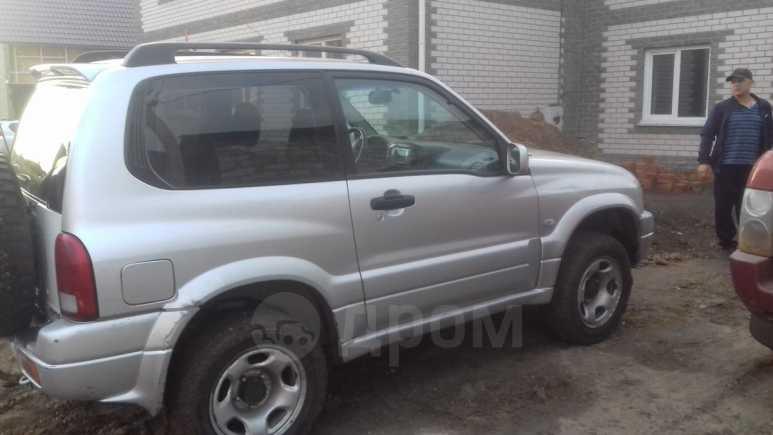 Suzuki Grand Vitara, 2003 год, 427 000 руб.