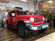 Хабаровск Jeep Wrangler 2018