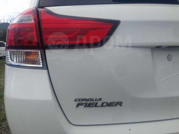 Toyota Corolla Fielder, 2016 год, 820 000 руб.