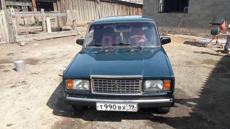 Лада 2107, 2004 год, 59 999 руб.