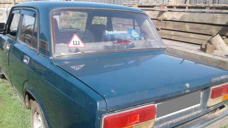 Лада 2107, 2005 год, 51 000 руб.