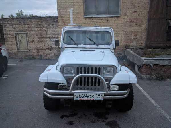Jeep Wrangler, 1991 год, 455 000 руб.