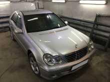 Mercedes-Benz C-класс, 2004 г., Москва