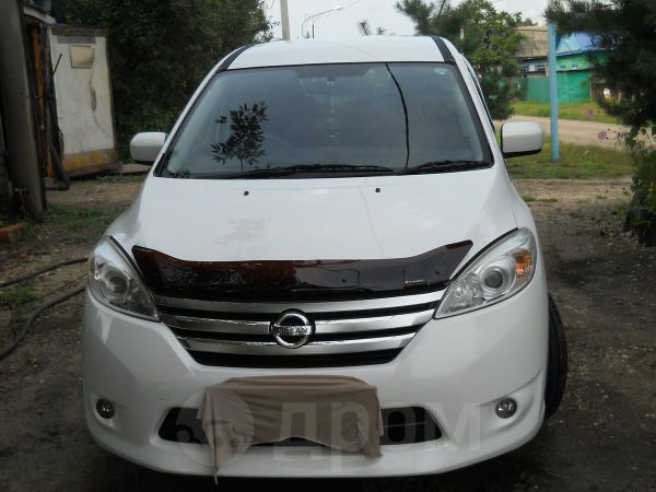 Nissan Lafesta, 2011 год, 600 000 руб.