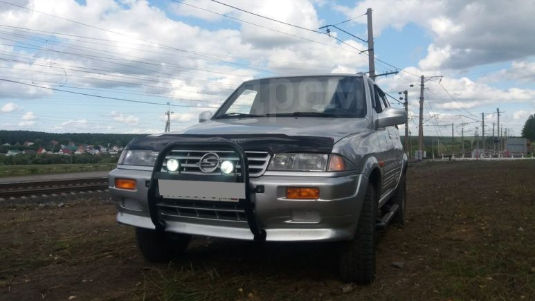 SsangYong Musso, 1995 год, 280 000 руб.
