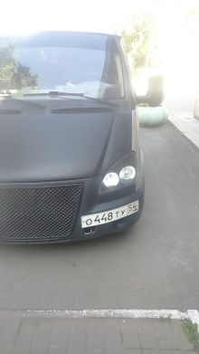 ГАЗ 2217 Баргузин, 2008 г., Новосибирск