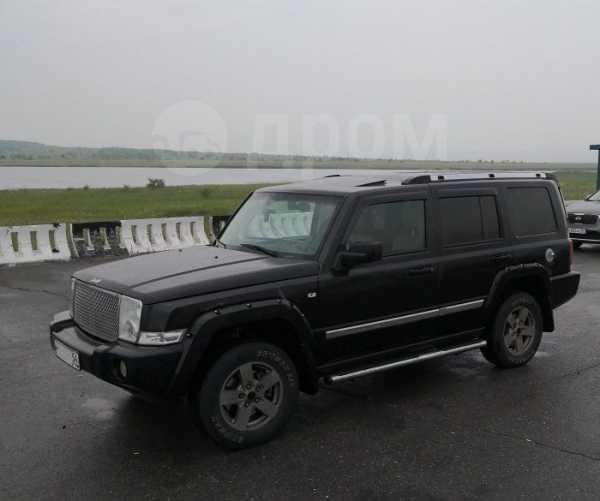 Jeep Commander, 2006 год, 830 000 руб.
