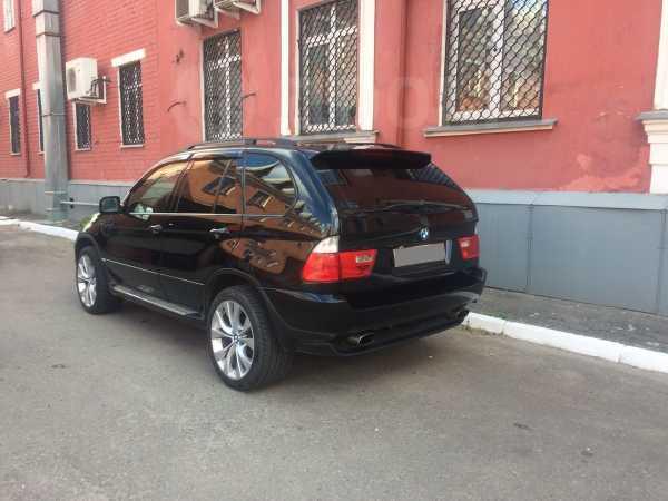 BMW X5, 2002 год, 630 000 руб.