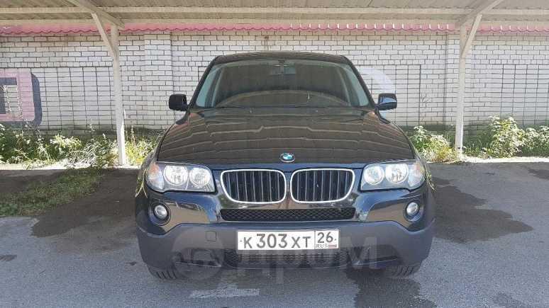 BMW X3, 2009 год, 750 000 руб.