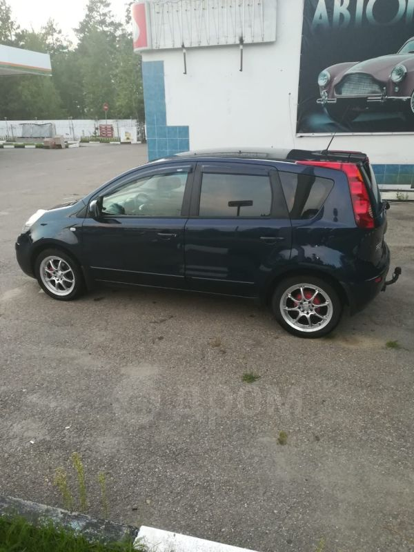 Nissan Note, 2008 год, 428 000 руб.