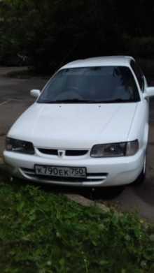 Щербинка Corolla II 1999
