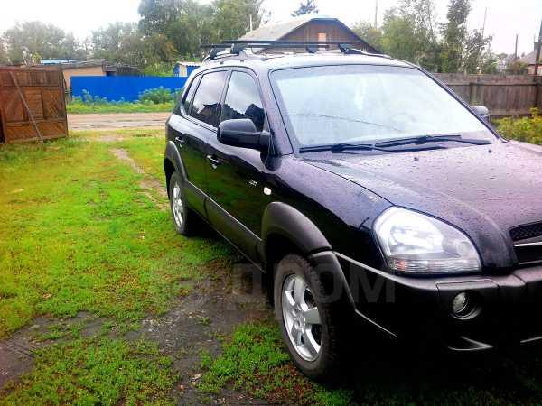 Hyundai Tucson, 2007 год, 599 999 руб.