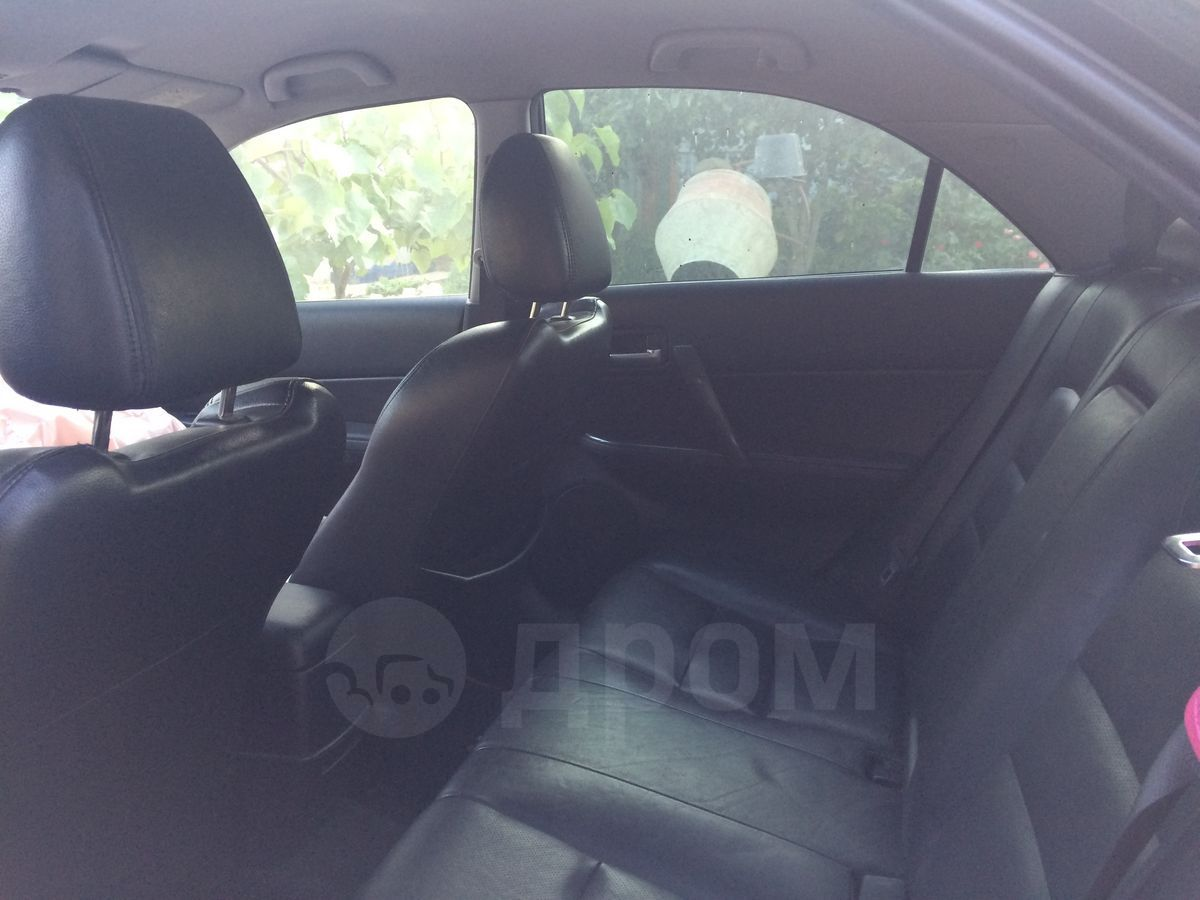Mazda Mazda6: Head Restraints