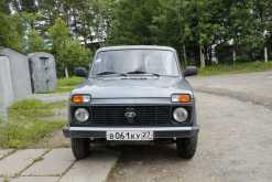 Хабаровск 4x4 2131 Нива 2012