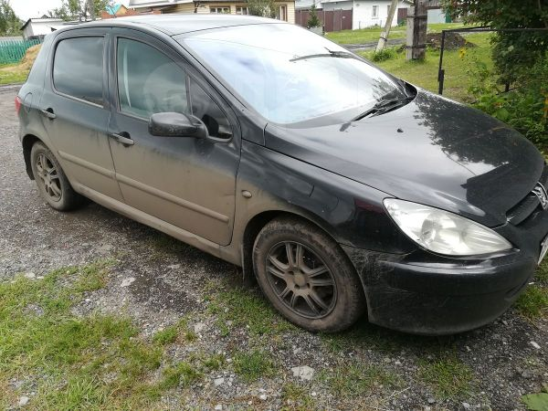 Peugeot 307, 2004 год, 156 000 руб.