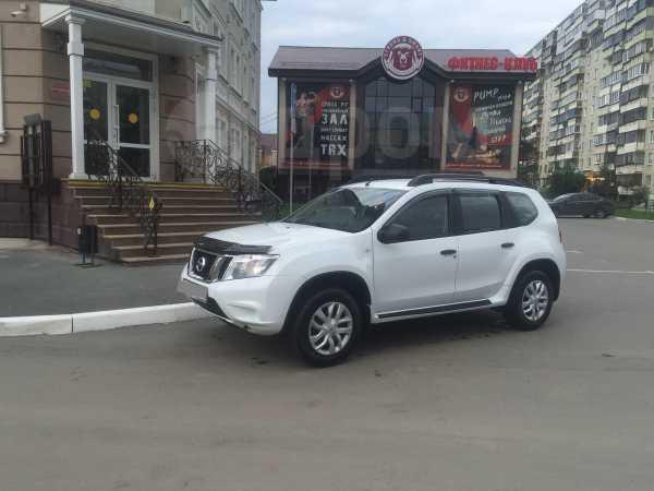Nissan Terrano, 2017 год, 899 000 руб.
