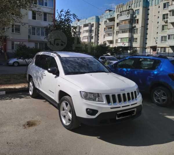 Jeep Compass, 2012 год, 780 000 руб.