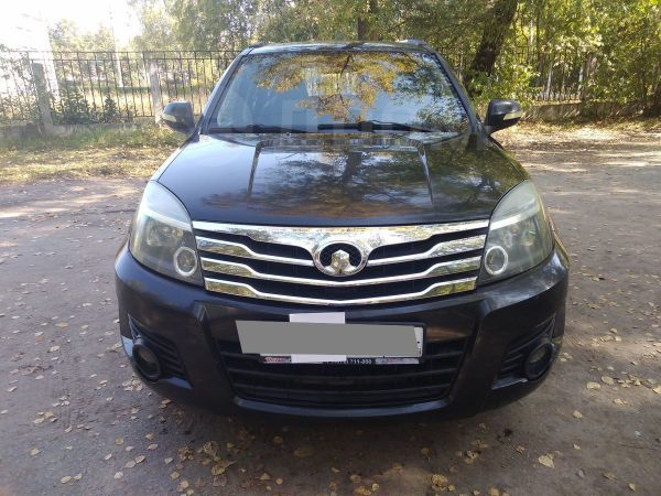 Great Wall Hover H3, 2011 год, 550 000 руб.