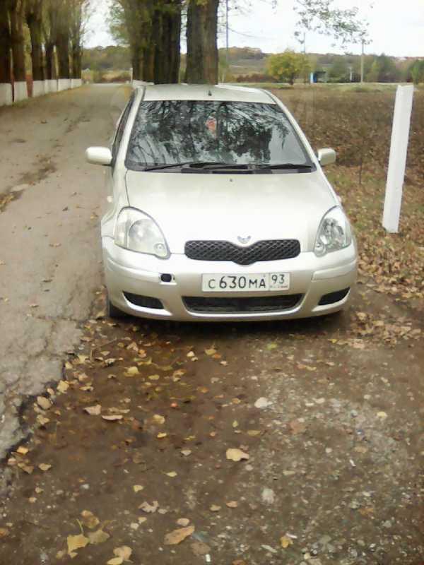 Toyota Vitz, 2002 год, 200 000 руб.