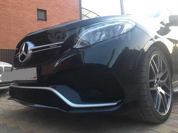 Mercedes-Benz GLE, 2016 год, 3 650 000 руб.