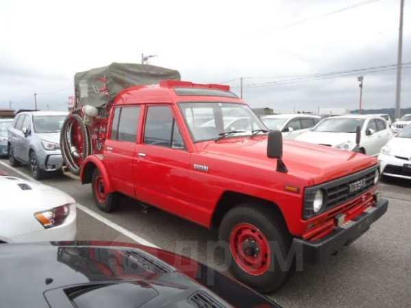 Nissan Safari, 1987 год, 500 000 руб.