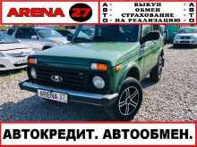 Хабаровск 4x4 2121 Нива 2016