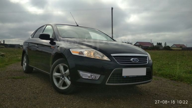 Ford Mondeo, 2010 год, 398 000 руб.