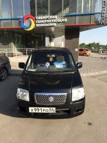 Новосибирск Wagon R Solio 2006