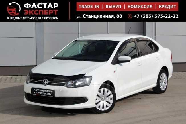 Volkswagen Polo, 2014 год, 579 000 руб.
