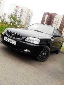 Hyundai Accent, 2005 г., Кемерово