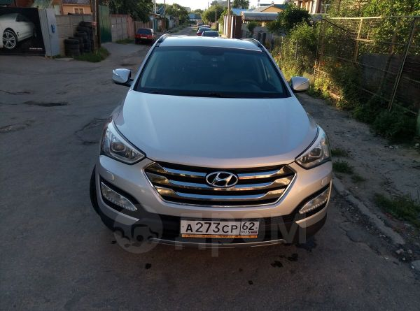 Hyundai Santa Fe, 2012 год, 1 215 000 руб.