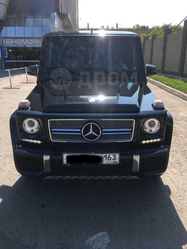 Mercedes-Benz G-Class, 2012 год, 5 499 999 руб.