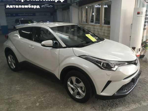 Toyota C-HR, 2018 год, 1 698 000 руб.