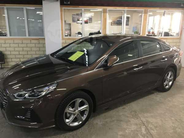 Hyundai Sonata, 2017 год, 1 380 000 руб.