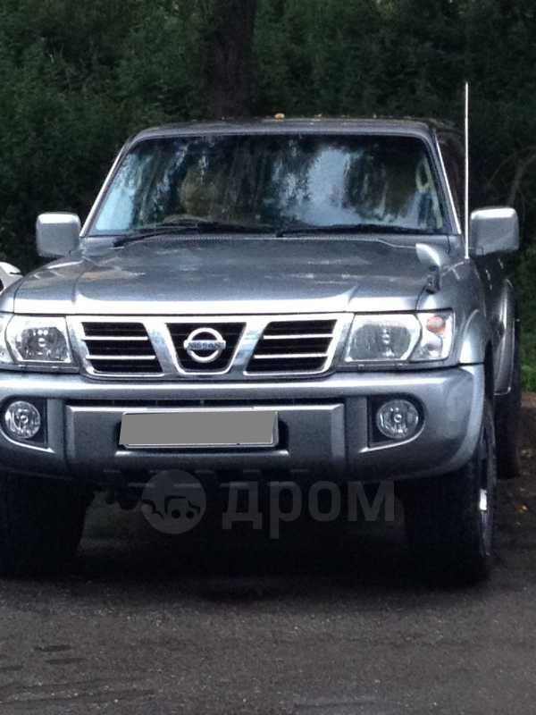 Nissan Safari, 2002 год, 1 090 000 руб.