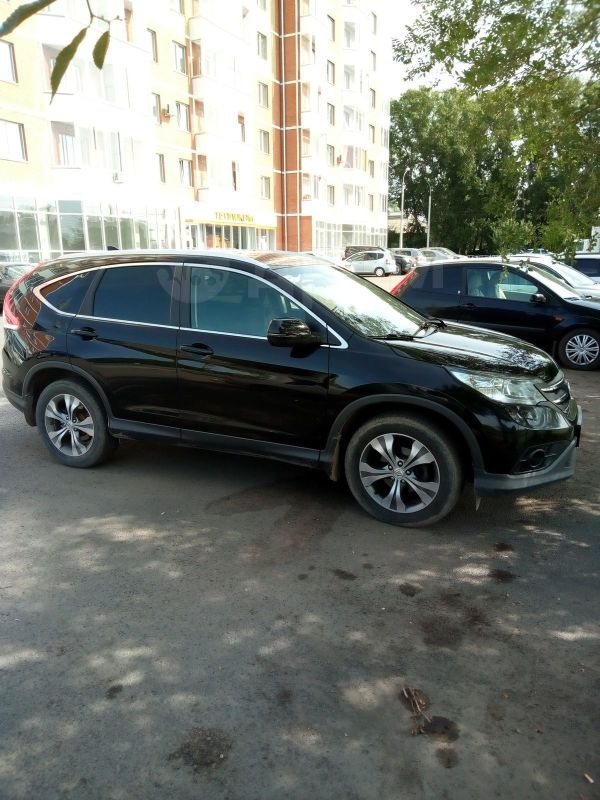 Honda CR-V, 2012 год, 1 289 000 руб.