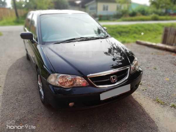 Honda Odyssey, 2002 год, 415 000 руб.