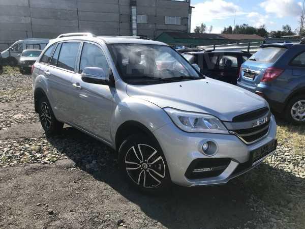 Lifan X60, 2018 год, 929 900 руб.