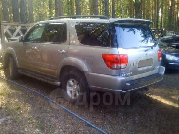 Toyota Sequoia, 2007 год, 599 000 руб.