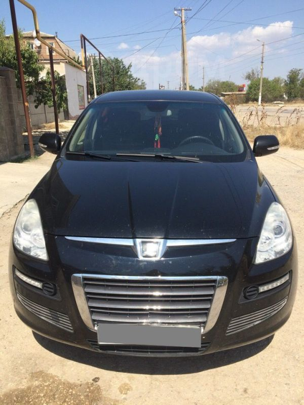 Luxgen 7 SUV, 2014 год, 619 000 руб.