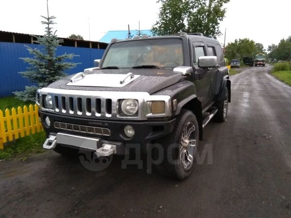 Hummer H3, 2005 год, 1 150 000 руб.