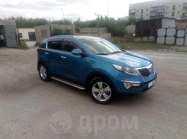Kia Sportage, 2013 год, 1 110 000 руб.