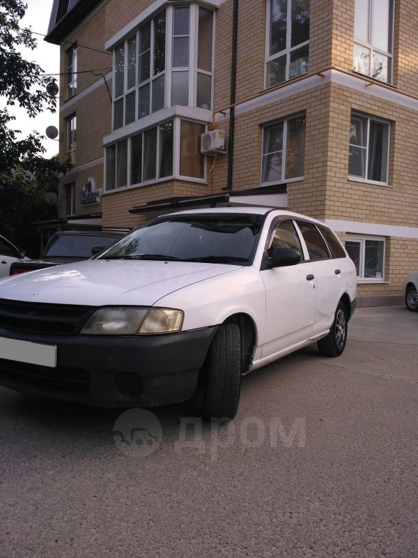 Nissan AD, 2000 год, 129 000 руб.